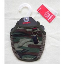 Jacket with Engraveable Dog Tag Army Camo PUPPIA size XL [cm] 60066XL