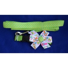 Fancy IG Collar & Leash Set - Beachtime Fun [cm] 12066D