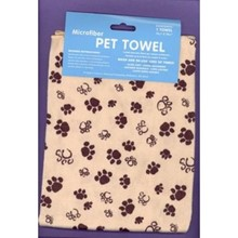 Microfiber Pet Towel [cj] 94009 Towel
